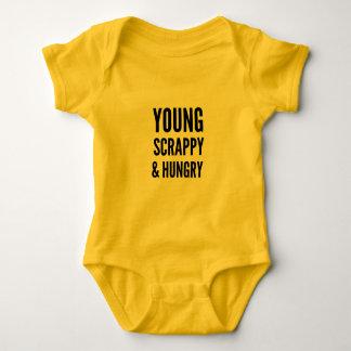 Hungriges Baby Baby Strampler