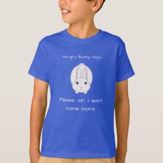 Hungriges Häschen T-Shirt