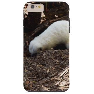 Hungriges weißes Meerkat, Tough iPhone 6 Plus Hülle