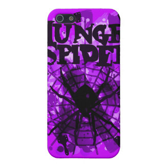 Hungry_Spider iPhone 5 Cover