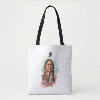 Hunkpapa Sioux Leiter: Sitting Bull Tasche