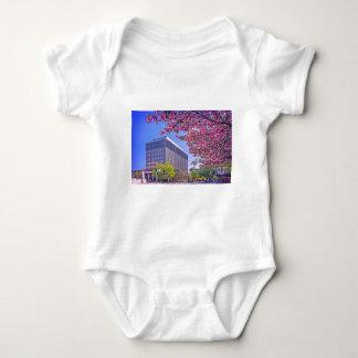 Huntsville-Gericht Baby Strampler