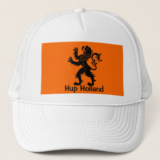 Hup Holland - Holland-Löwe Truckerkappe