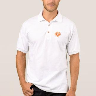 Hup orange niederländischer Löwe Hollands Hup - Polo Shirt