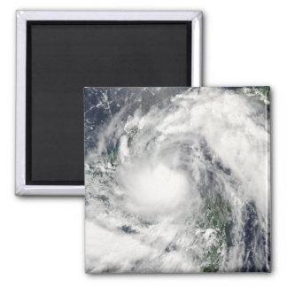 Hurrikan Alex Quadratischer Magnet