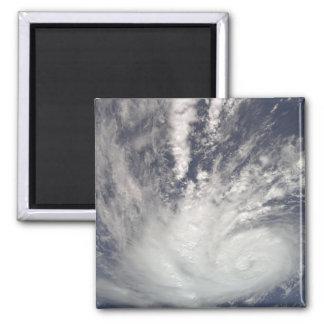 Hurrikan Bertha Quadratischer Magnet