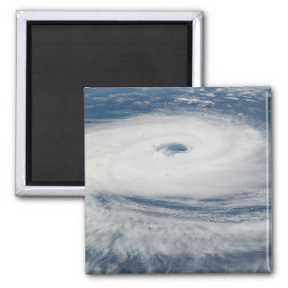 Hurrikan Catarina Quadratischer Magnet