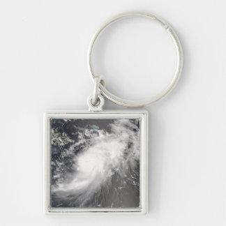 Hurrikan Gustav über Hispaniola Schlüsselanhänger