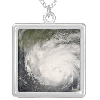 Hurrikan Gustav Versilberte Kette