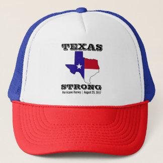 Hurrikan Harvey Texas stark Truckerkappe