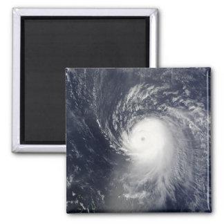 Hurrikan Ike weg von den Kleinen Antillen Quadratischer Magnet