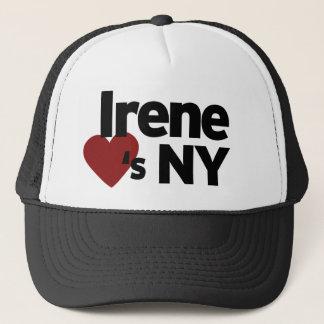 Hurrikan-Irene-Lieben NY Truckerkappe