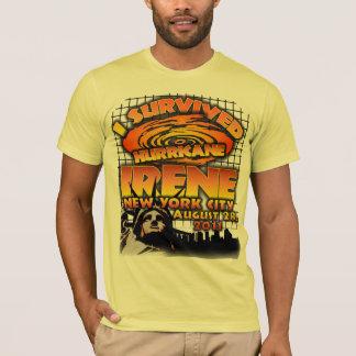 Hurrikan Irene, New York City T-Shirt