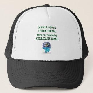 Hurrikan-Irma-T - Shirt Truckerkappe