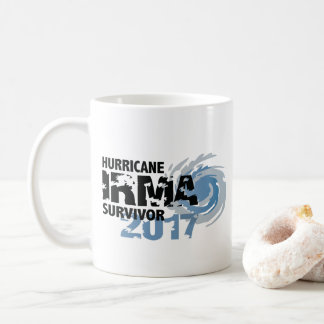 Hurrikan-Irma-Überlebend-FloridaTasse 2017 Kaffeetasse