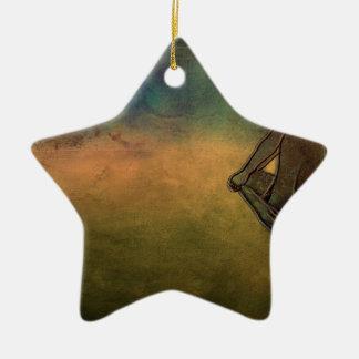 Hurrikan Keramik Stern-Ornament