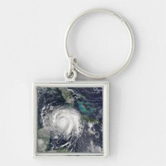 Hurrikan Lili 4 Schlüsselanhänger
