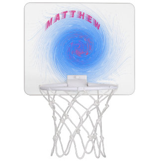 Hurrikan Matthew Mini Basketball Netz