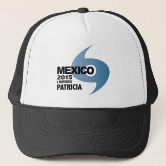 Hurrikan-Patricia-Überlebender Mexiko 2015 Truckerkappe