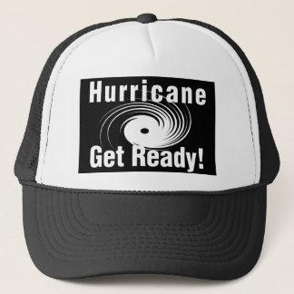 Hurrikan! Werden Sie fertig! Produkte Truckerkappe