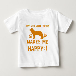 Husky-Geschenkartikel Baby T-shirt