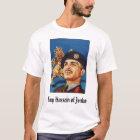 Hussein, König Hussein von Jordanien T-Shirt