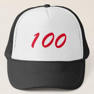 Hut 100 truckerkappe