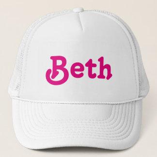 Hut Beth Truckerkappe