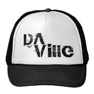 Hut DA Ville! Caps