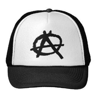 Hut der Anarchie-(Schwarzes) Kult Kappen