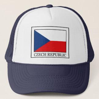 Hut der Tschechischen Republik Truckerkappe