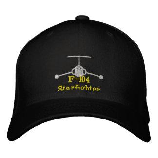 Hut des Golf-F-104 mit Rufzeichen