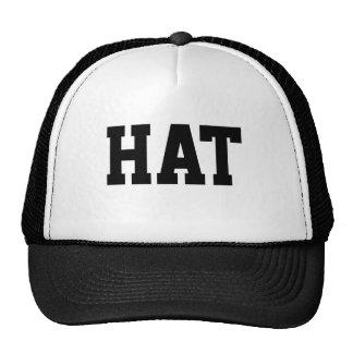 """""""Hut"""" Hut Kappe"""