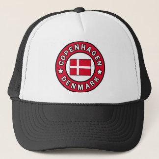 Hut Kopenhagens Dänemark Truckerkappe