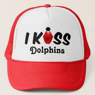 Hut-Kuss küsse ich Delphine Truckerkappe