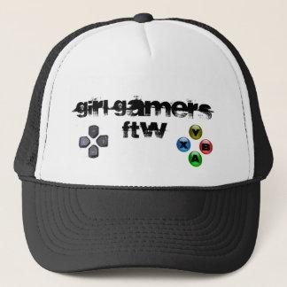Hut Mädchengamer-FTW Truckerkappe