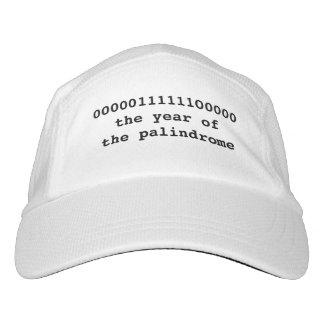 Hut mit 2016 Zweiheiten Headsweats Kappe