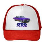 "Hut mit Entwurf ""Pontiacs GTO"" Kultkappe"