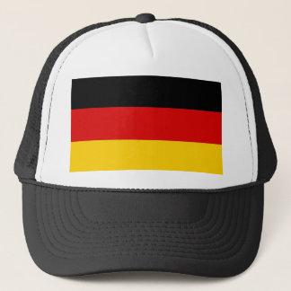Hut mit Flagge von Deutschland Truckerkappe
