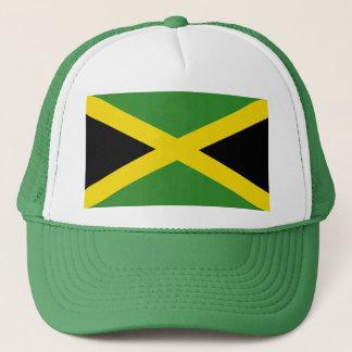Hut mit Flagge von Jamaika Truckerkappe