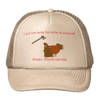 Hut-Mitte der Aufmerksamkeit die Türkei Trucker Mütze
