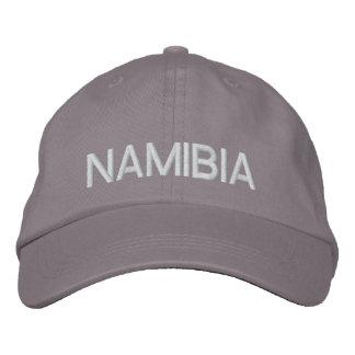 Hut-Namibia einstellbare Hütte Namibias Bestickte Kappe