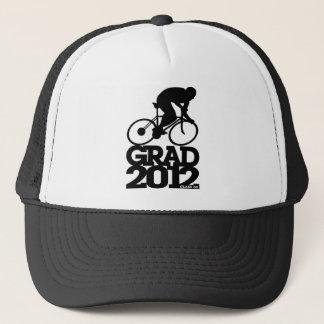 Hut-Radfahren des Abschluss-2012 Truckerkappe