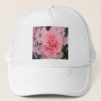 Hut-rosa Gartennelken-Schönheit Truckerkappe