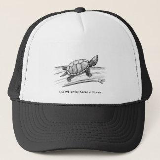Hut-/Stinkpot-Schildkröte Truckerkappe