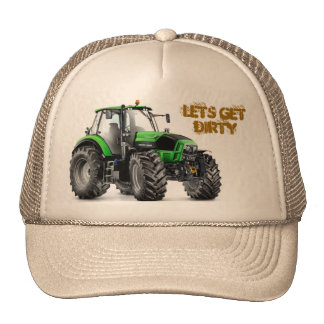 Hut: Traktor-Hut Kult Mützen