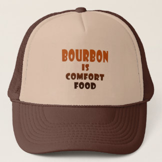 HÜTE - BOURBON ist Komfort-Nahrung Truckerkappe