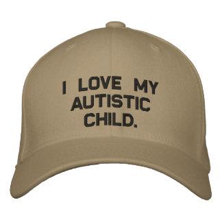 Hüte weg zum Autismus