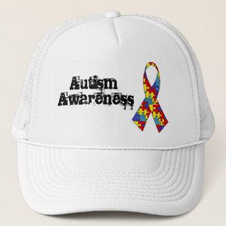 Hüte weg zum Autismus-Bewusstsein Truckerkappe