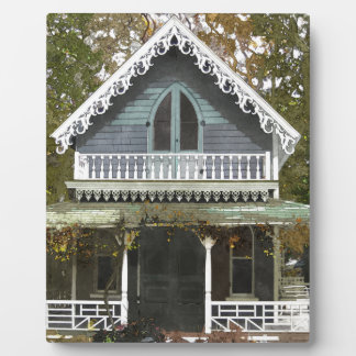 Hütte auf Martha's Vineyard Fotoplatte